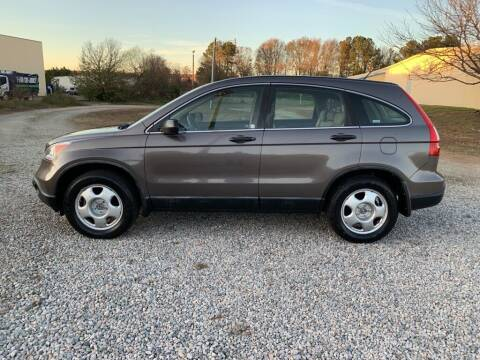 2009 Honda CR-V for sale at MEEK MOTORS in North Chesterfield VA