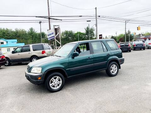 2000 Honda CR-V for sale at New Wave Auto of Vineland in Vineland NJ