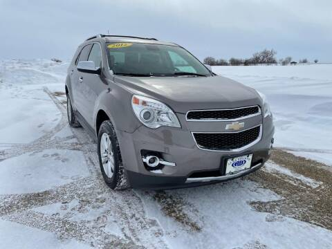 2012 Chevrolet Equinox for sale at Alan Browne Chevy in Genoa IL