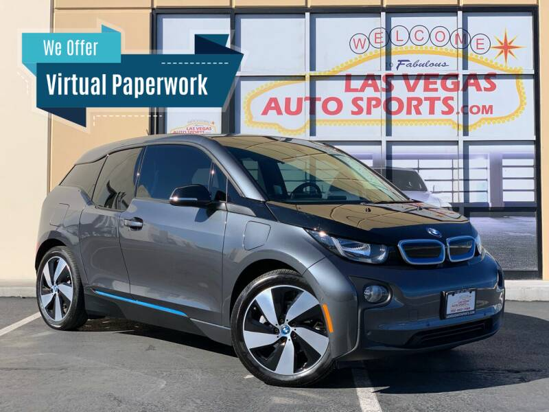 2016 BMW i3 for sale at Las Vegas Auto Sports in Las Vegas NV