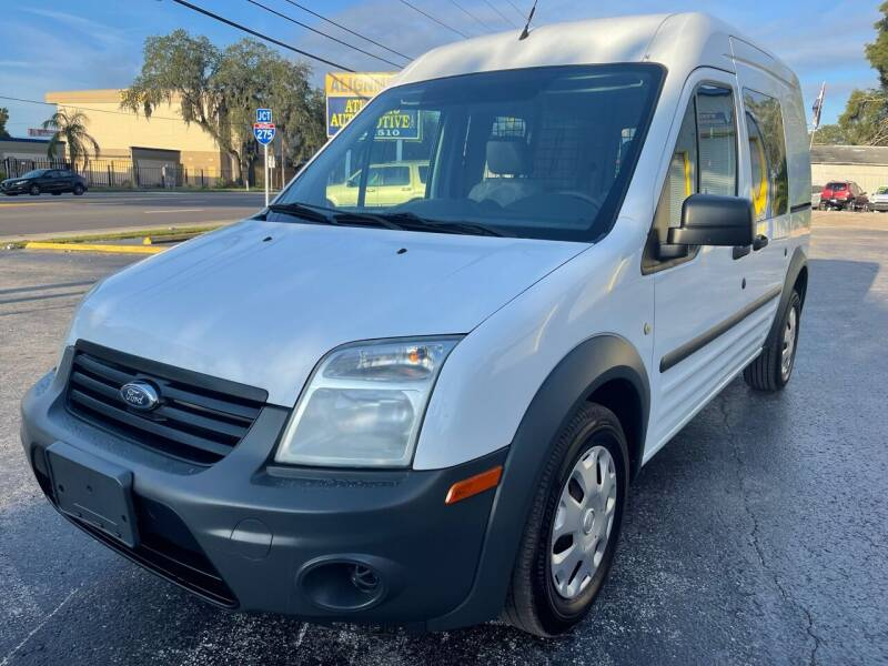 2010 Ford Transit Connect for sale at RoMicco Cars and Trucks in Tampa FL