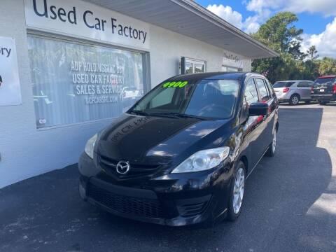 2010 Mazda MAZDA5 for sale at Used Car Factory Sales & Service in Port Charlotte FL
