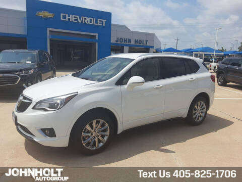 2019 Buick Envision for sale at JOHN HOLT AUTO GROUP, INC. in Chickasha OK