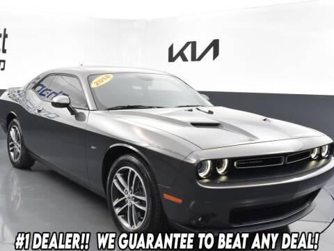 2018 Dodge Challenger for sale at Chantz Scott Kia in Kingsport TN