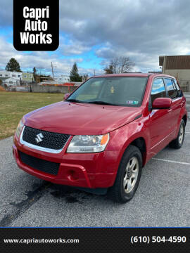 2012 Suzuki Grand Vitara for sale at Capri Auto Works in Allentown PA