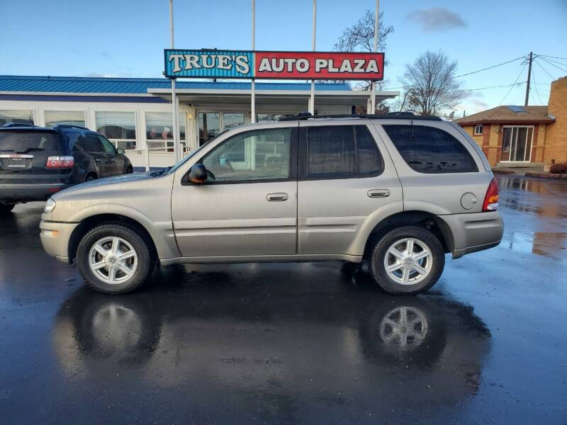 2002 Oldsmobile Bravada for sale at True's Auto Plaza in Union Gap WA