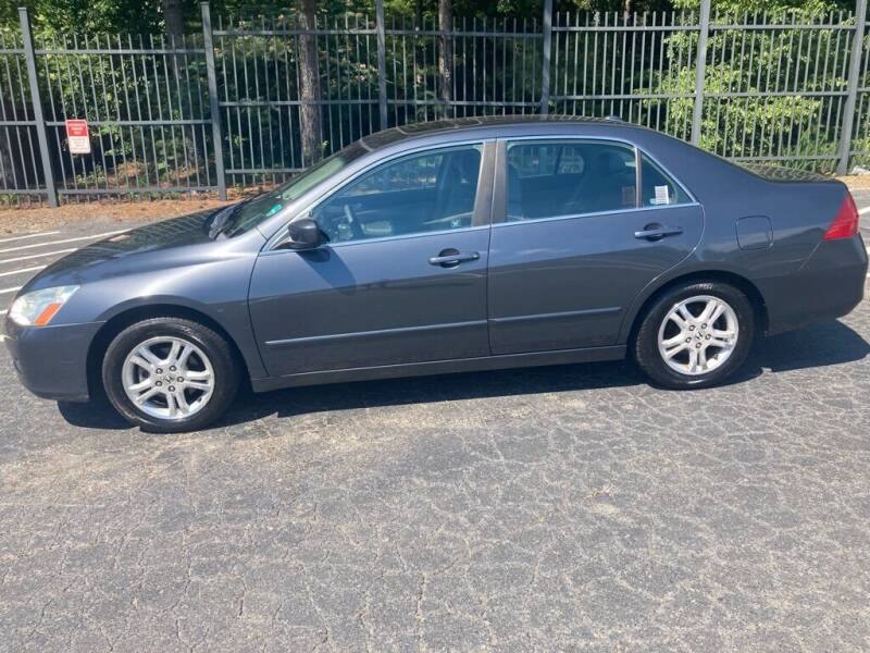 2007 Honda Accord for sale at Unity Auto Sales Inc in Charlotte NC