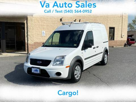 2012 Ford Transit Connect for sale at Va Auto Sales in Harrisonburg VA