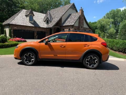 2015 Subaru XV Crosstrek for sale at You Win Auto in Burnsville MN