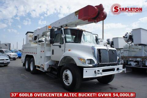 2005 International WorkStar 7400 for sale at STAPLETON MOTORS in Commerce City CO