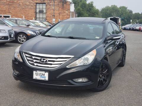 2012 Hyundai Sonata for sale at JDM Auto in Fredericksburg VA