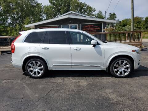 2016 Volvo XC90 for sale at Drive Motor Sales in Ionia MI