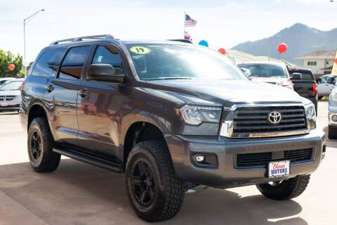 2019 Toyota Sequoia for sale at Ohana Motors in Lihue HI