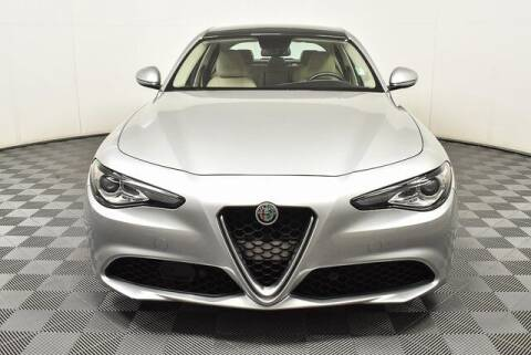 2017 Alfa Romeo Giulia for sale at Southern Auto Solutions-Jim Ellis Mazda Atlanta in Marietta GA