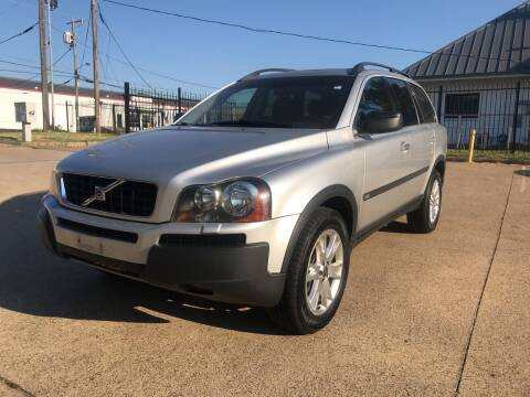 2005 Volvo XC90 for sale at BJ International Auto LLC in Dallas TX