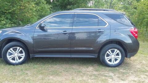 2015 Chevrolet Equinox for sale at Expressway Auto Auction in Howard City MI