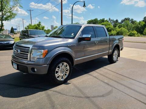 2011 Ford F-150 for sale at Premier Motors LLC in Crystal MN