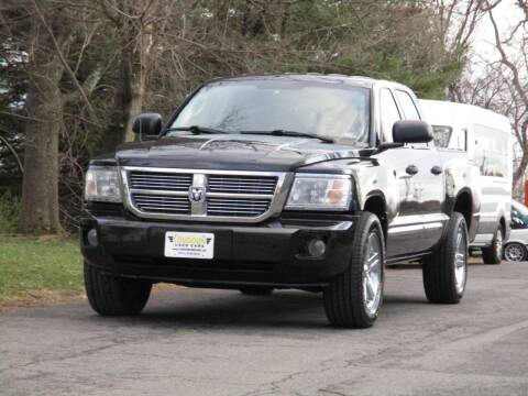 2008 Dodge Dakota for sale at Loudoun Used Cars in Leesburg VA