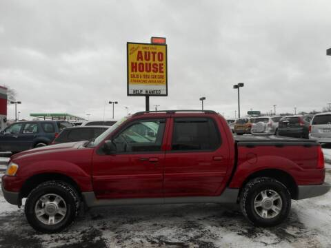 2003 Ford Explorer Sport Trac for sale at AUTO HOUSE WAUKESHA in Waukesha WI
