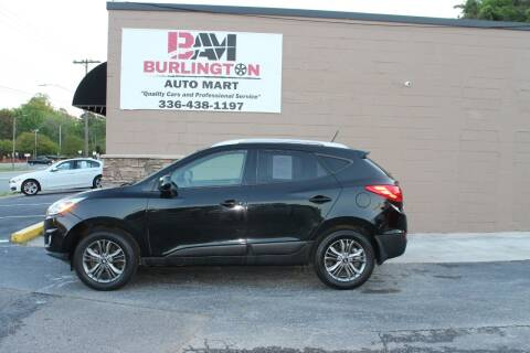 2014 Hyundai Tucson for sale at Burlington Auto Mart in Burlington NC
