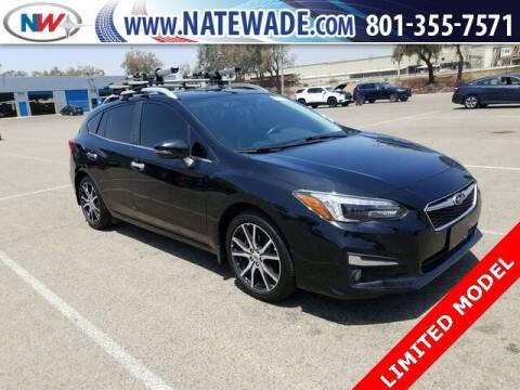 2017 Subaru Impreza for sale at NATE WADE SUBARU in Salt Lake City UT