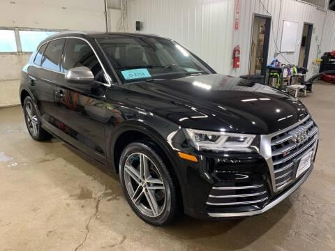 2018 Audi SQ5 for sale at Premier Auto in Sioux Falls SD