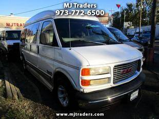 2000 GMC Savana Cargo for sale at M J Traders Ltd. in Garfield NJ