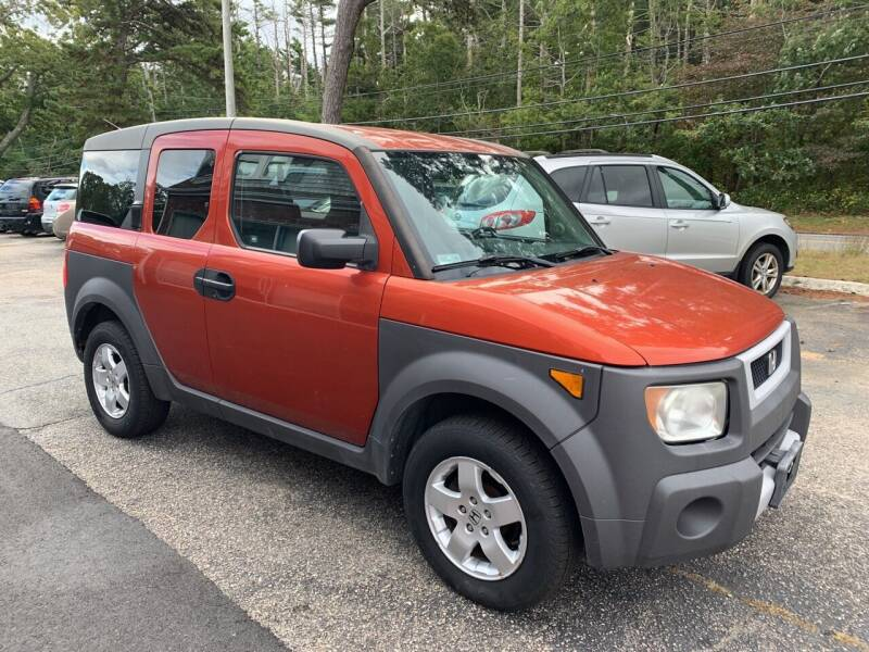 2003 Honda Element for sale at MBM Auto Sales and Service in East Sandwich MA