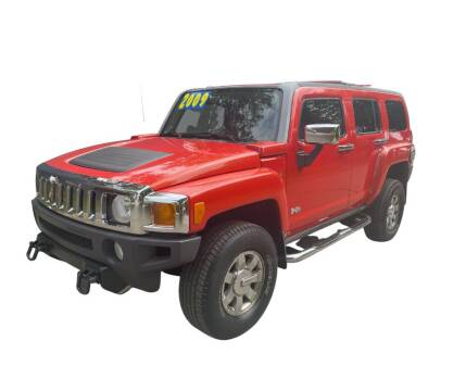 2009 HUMMER H3 for sale at Averys Auto Group in Lapeer MI