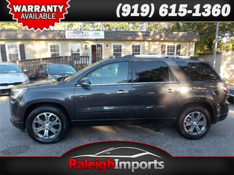 2015 GMC Acadia for sale at Raleigh Imports in Raleigh NC