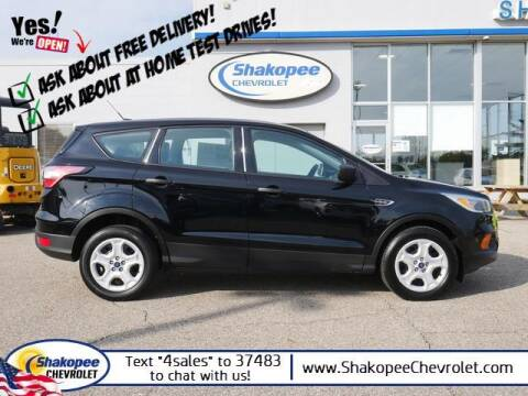 2017 Ford Escape for sale at SHAKOPEE CHEVROLET in Shakopee MN