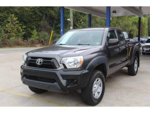 2015 Toyota Tacoma for sale at Inline Auto Sales in Fuquay Varina NC
