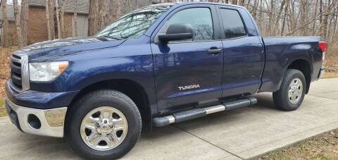 2011 Toyota Tundra for sale at Sinclair Auto Inc. in Pendleton IN