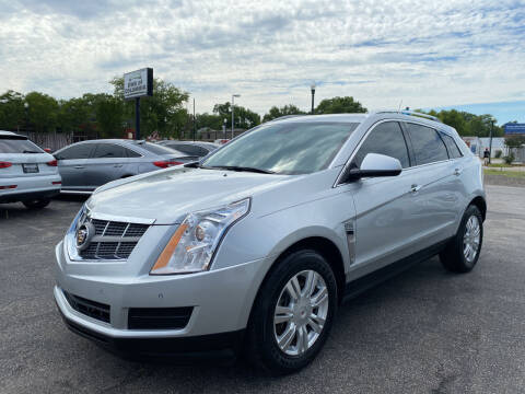 2011 Cadillac SRX for sale at BWK of Columbia in Columbia SC