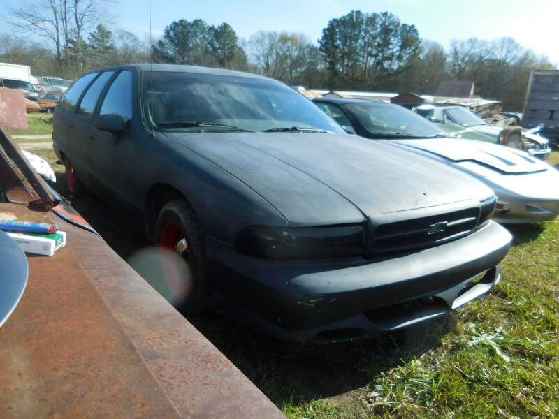 1992 Chevrolet Caprice for sale in Gray Court, SC