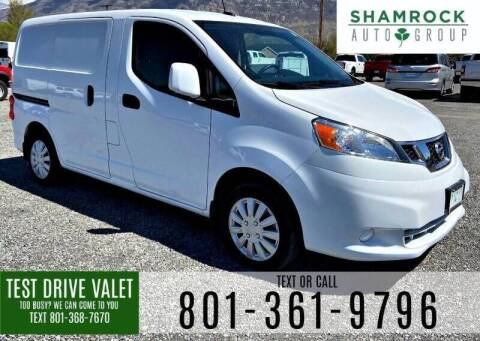 2017 Nissan NV200 for sale at Shamrock Group LLC #1 in Pleasant Grove UT