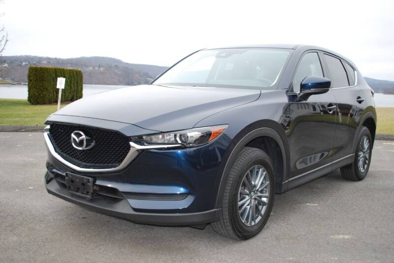 2017 Mazda CX-5 for sale at New Milford Motors in New Milford CT