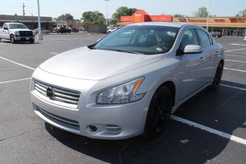 2013 Nissan Maxima for sale at Drive Now Auto Sales in Norfolk VA
