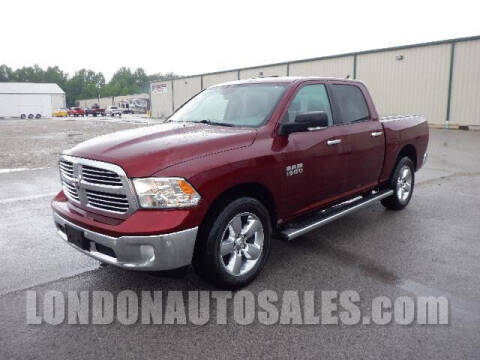 2016 RAM Ram Pickup 1500 for sale at London Auto Sales LLC in London KY