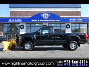 2020 Ford F-250 Super Duty for sale at Highline Group Motorsports in Lowell MA