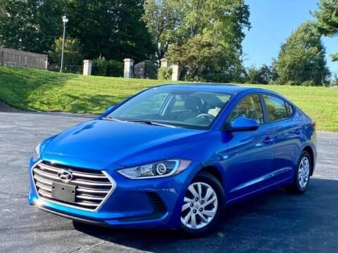 2017 Hyundai Elantra for sale at Sebar Inc. in Greensboro NC