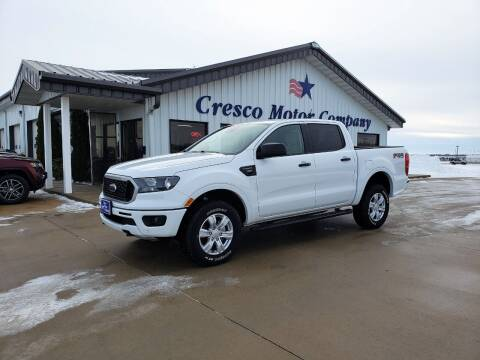 2019 Ford Ranger for sale at Cresco Motor Company in Cresco IA