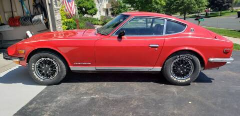 1973 Datsun 240Z for sale at Midwest Classic Car in Belle Plaine MN