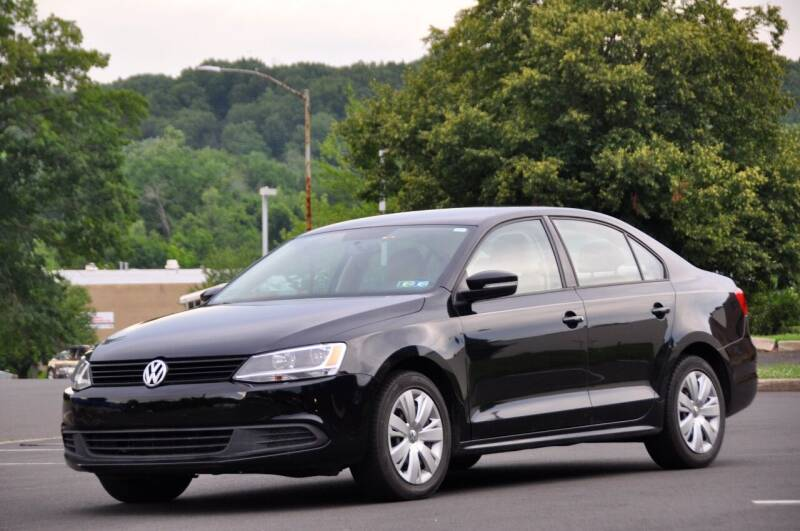 2012 Volkswagen Jetta for sale at T CAR CARE INC in Philadelphia PA