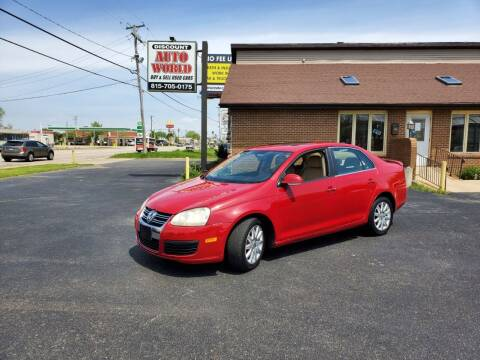 2007 Volkswagen Jetta for sale at Discount Auto World in Morris IL