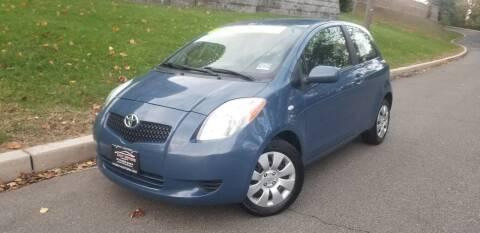 2007 Toyota Yaris for sale at ENVY MOTORS LLC in Paterson NJ