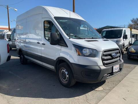2020 Ford Transit Cargo for sale at Best Buy Quality Cars in Bellflower CA