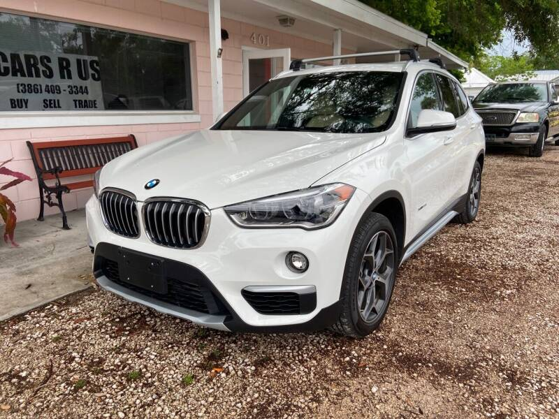 2017 BMW X1 for sale at D & D Detail Experts / Cars R Us in New Smyrna Beach FL