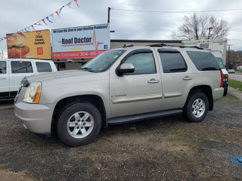 2007 GMC Yukon for sale at Sissonville Used Cars in Charleston WV