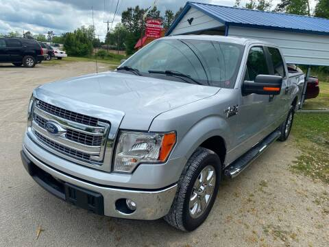 2013 Ford F-150 for sale at Southtown Auto Sales in Whiteville NC